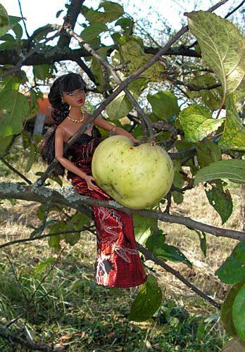 Не королевское это дело яблоки