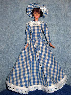 Какое платье можно сшить для куклы
