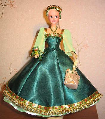 Царевна-лягушка платья